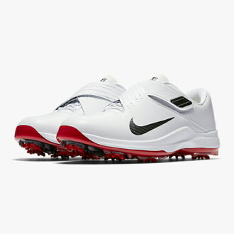 US model Nike TW17 Nike Tiger Woods 2017 model men Nike golf shoes Golf Shoes white White