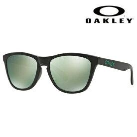 オークリー Oakley フロッグスキン Frogskins OO9245-43 アジアンフィット 偏光レンズ サングラス