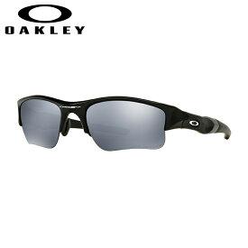 オークリー Oakley フラック 2.0 XLJ Flak Jacket XLJ ジェットブラック Jet Black ブラック イリジウム ポラライズド Black Iridium Polarized 12-903 スタンダードフィット 野球 サングラス