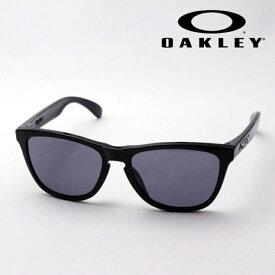 オークリー Oakley フロッグスキン Frogskins OO9245-01 アジアンフィット サングラス