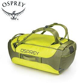 Osprey オスプレー Transporter 95 トランスポーター 95 Sub Lime ライム ダッフルバッグ ボストンバッグ トラベル ダッフル アウトドアギア 登山用 長距離 ハイキング