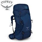 OspreyオスプレーVolt75ボルト75PortadaBlueブルーリュックバックパックバッグトレッキングパックトレッキングアウトドア登山用長距離ハイキング