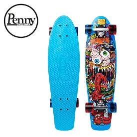 【送料無料】ペニー Penny 27インチ Burger Monster バーガーモンスター コンプリート スケートボード クルージングボード スケボー
