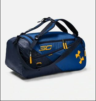 Under Armour Under Armour SC30 Contain 4.0 Backpack Duffle under Armour Blue blaubok pack rucksack bag day school club activities club