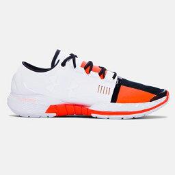 andaama UNDER ARMOUR UA SpeedForm AMP White/Orange白/柳丁人跑步鞋運動鞋