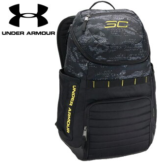 Under Armour Under Armour UA SC30 Undeniable Backpack スティファンカリーモデル Black black curry Curry basketball backpack rucksack bag day school club activities club