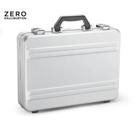 ゼロハリバートン ZERO HALLIBURTON アタッシュケース CP3A シルバー cp3a si メンズ A3サイズ アルミケース プレミアシリーズ ダイヤルロック ビジネスバッグ