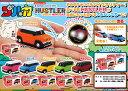 【送料無料】1/64 スケール プルバック ミニカー プルカ スズキ ハスラー SUZUKI HUSTLER 全6種セットホビー ライセン…