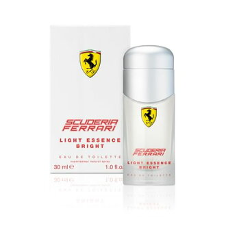 Light essence bright 30 ml Ferrari / perfume and Eau de toilette / men and women (men and women combined) /Ferrari/Light Essence Bright / lightessenceb light, for a scent to express identity