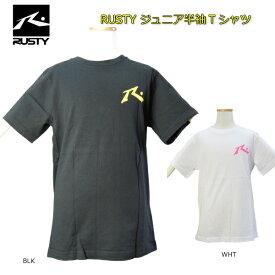ラスティ RUSTY ジュニア 半袖Tシャツ 968-511