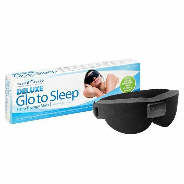 【睡眠アイマスク グローツゥスリープ Glo to Sleep】※発送目安:7〜10日 fs04gm、【RCP】