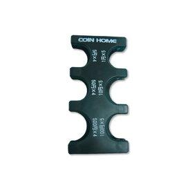 携帯コインホルダー「コインホーム」 MG-03・ブラック