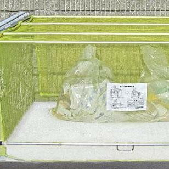 【ダイケン ゴミ収集庫 クリーンストッカー ネットタイプ CKA-1612】※発送目安:3週間 ※代引不可、同梱不可