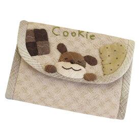 オリムパス パッチワークキット 三上奈津子のアニマルスウィーツシリーズ クッキー大好きわんこのカードケース PA-736