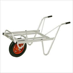 アルミ製一輪車 YT-2 [ラッピング不可][代引不可][同梱不可]