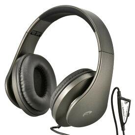 OHM AudioComm ヘッドホン 大型TV・オーディオ用 HP-H555N