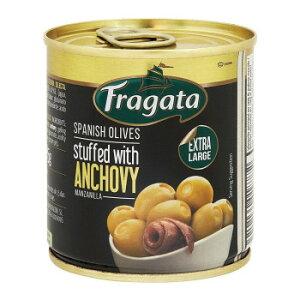 Fragata(フラガタ) セレクション アンチョビオリーブ 85g×12個セット [ラッピング不可][代引不可][同梱不可]