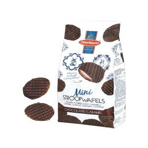 ダールマンズ ミニキャラメルチョコワッフル バッグ 12袋 100001711 [ラッピング不可][代引不可][同梱不可]