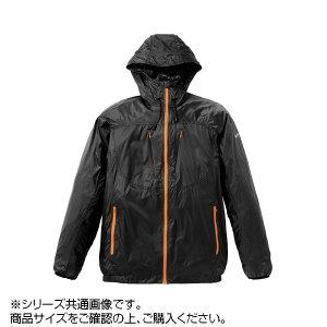 ライトシェルジャケット ブラック M JK172