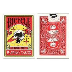 プレイングカード バイスクル アストロノーツスヌーピー 30920