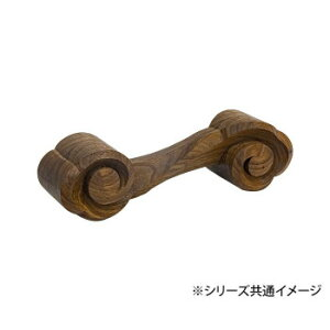 日本製 木彫りのダンベル 0.5kg 03 ウォールナット KS-05 [ラッピング不可][代引不可][同梱不可]
