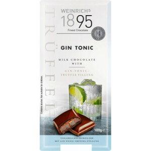 ワインリッヒ ジントニック チョコレート 100g 120セット [ラッピング不可][代引不可][同梱不可]