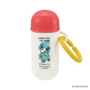 リッチェル ピーナッツ コレクション 赤ちゃんせんべいケース 筒タイプ [キャンセル・変更・返品不可]