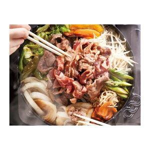 北海道のソウルフード・ベルのたれ味付 ジンギスカン 1kg [キャンセル・変更・返品不可]