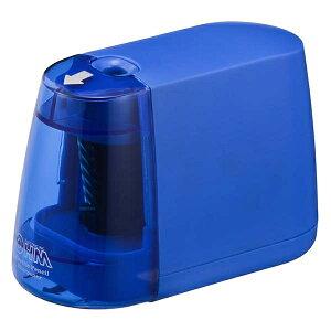 乾電池式 電動えんぴつ削り(ブルー) (JIM-E01-A) [キャンセル・変更・返品不可]
