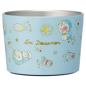 Im Doraemon きらきらパステル アイスクリームミニカップ用ステンレス真空カップ [キャンセル・変更・返品不可]