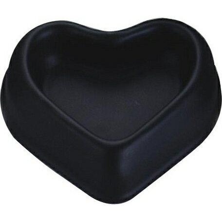 【Black フルーツケーキ型 ハート(5071)】[返品・交換・キャンセル不可]