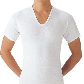 GUNZE(グンゼ) やわらか肌着 U首半袖Tシャツ(2枚組) [キャンセル・変更・返品不可]