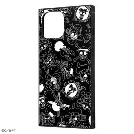iPhone 12 Pro Max /ワンピース/耐衝撃ハイブリッドケース KAKU/海賊旗マーク [キャンセル・変更・返品不可]