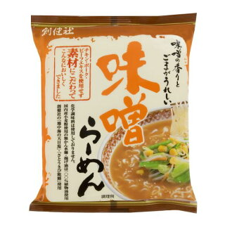 Miso ramen 104 g one piece of article [cancellation, change, returned goods impossibility]