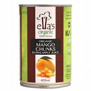 ELLA'S ORGANIC マンゴー缶 単品 [キャンセル・変更・返品不可]