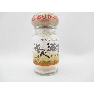 海人の藻塩(卓上瓶) 単品 [キャンセル・変更・返品不可]