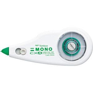 [トンボ鉛筆] モノCX4 修正テープ タテ引き 幅4.2mm×長さ12m [キャンセル・変更・返品不可]