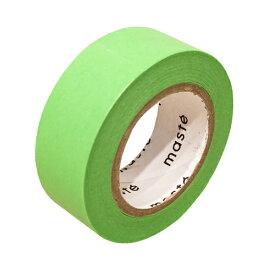 [マークス] 水性ペンで書けるマスキングテープ/小巻/グリーン [キャンセル・変更・返品不可]
