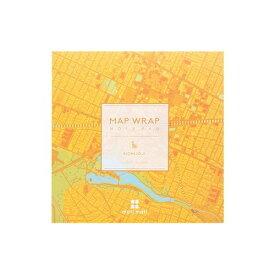 [ゼンリン] MAP WRAP NOTEPAD ノート [mati mati シリーズ 吉祥寺] [キャンセル・変更・返品不可]