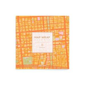 [ゼンリン] MAP WRAP NOTEPAD ノート [mati mati シリーズ 名古屋] [キャンセル・変更・返品不可]