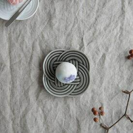 小田陶器 結(musubi) 10.8cm小皿 墨 [キャンセル・変更・返品不可]