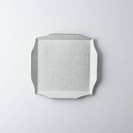 寿山窯 rim リム スクエア M(17cm) ホワイトアッシュ [キャンセル・変更・返品不可]