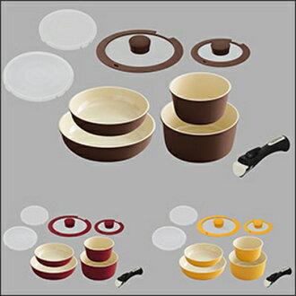 [IRIS OHYAMA KITCHEN CHEF ceramic color bread nine points set H-CC-SE9] [easy ギフ _ packing]