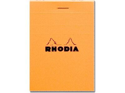 ロディアRHODIA/ブロックロディアNo.11A7サイズ(オレンジ・5mm方眼)(cf11200)