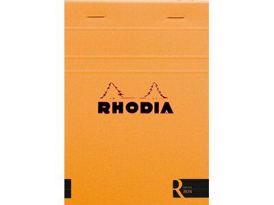 ロディアRHODIA/ブロックRNo.13A6サイズ(オレンジ・横罫線)(cf132011)