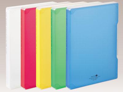 リヒトラブ ファイルケース A4(A-5029)【LIHIT LAB. AQUA DROPs ケース バッグ ファイルケース】