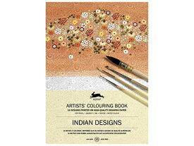 ペピンプレス PEPIN PRESS /【大人の塗り絵】カラーリングブック(インディアン)(CB-M-017)【塗り絵 大人 色鉛筆】