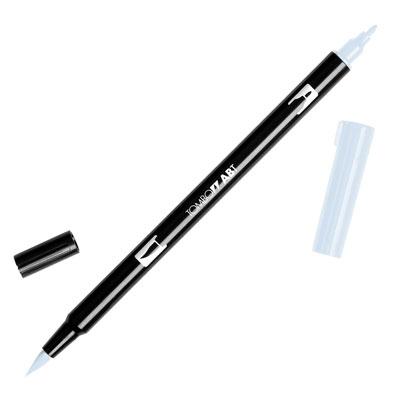 トンボ鉛筆 TOMBOW / デュアル ブラッシュペン AB-T N89 Warm Gray1 (水性マーカー全95色) (AB-TN89)【水性マーカー カラー筆ペン グラフィック マーカー アート】