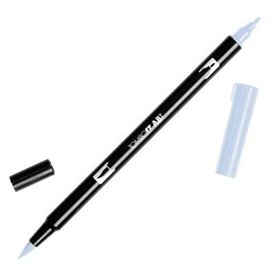 トンボ鉛筆 TOMBOW / デュアル ブラッシュペン AB-T N95 Cool Gray1 (水性マーカー全95色) (AB-TN95)【水性マーカー カラー筆ペン グラフィック マーカー アート】