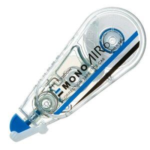 トンボ鉛筆 モノエアー6 テープ幅6mm (CT-CA6)(A-30646)【TOMBOW MONO AIR CORRECTION TAPE 修正テープ 使い切りタイプ】